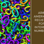 ARIN - American Registry for Internet Numbers