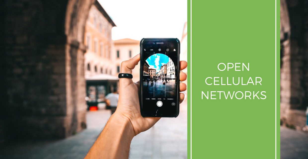 Open Cellular Networks