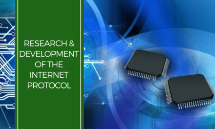 Research & Development of the Internet Protocol