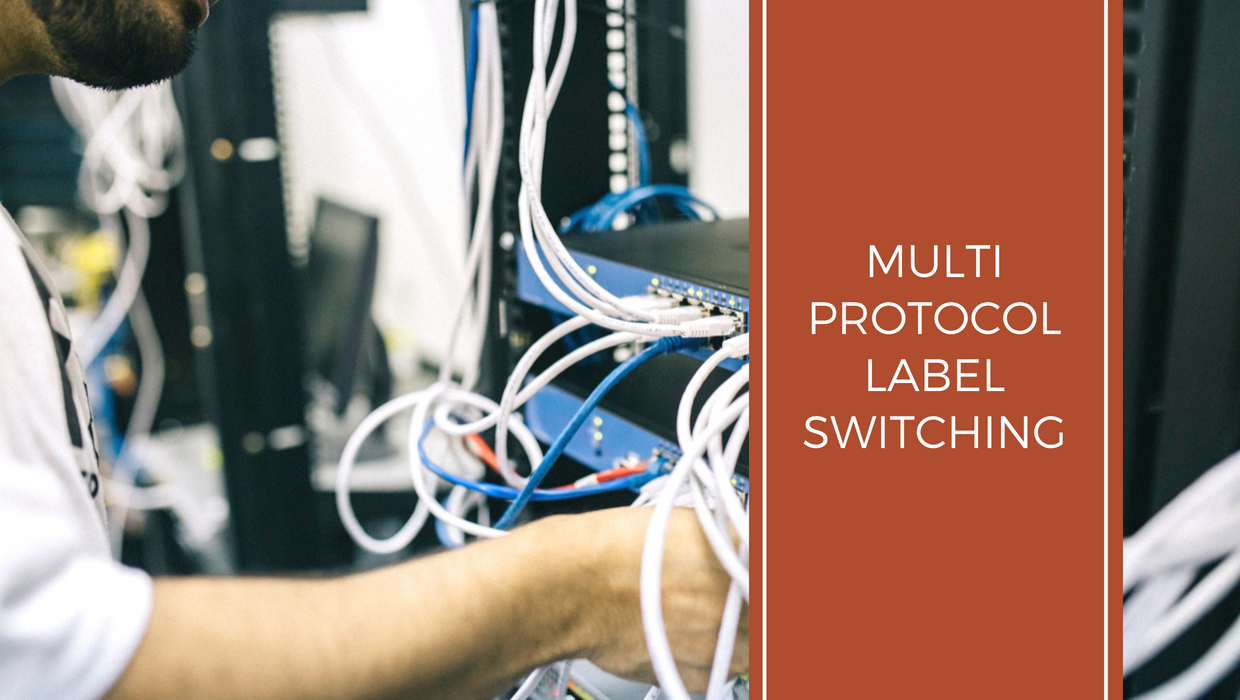 Multi Protocol Label Switching The Tcp Ip Guide Circuit And Packet Networks