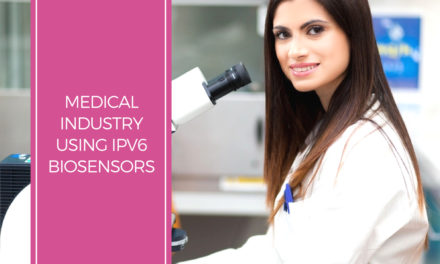 Medical Industry using IPv6 BioSensors