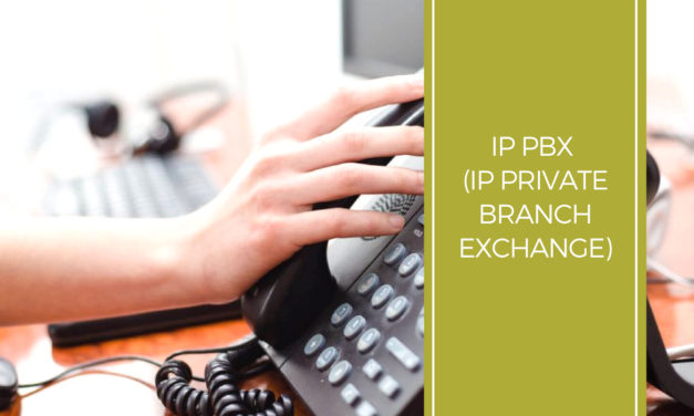 IP PBX (IP Private Branch eXchange)