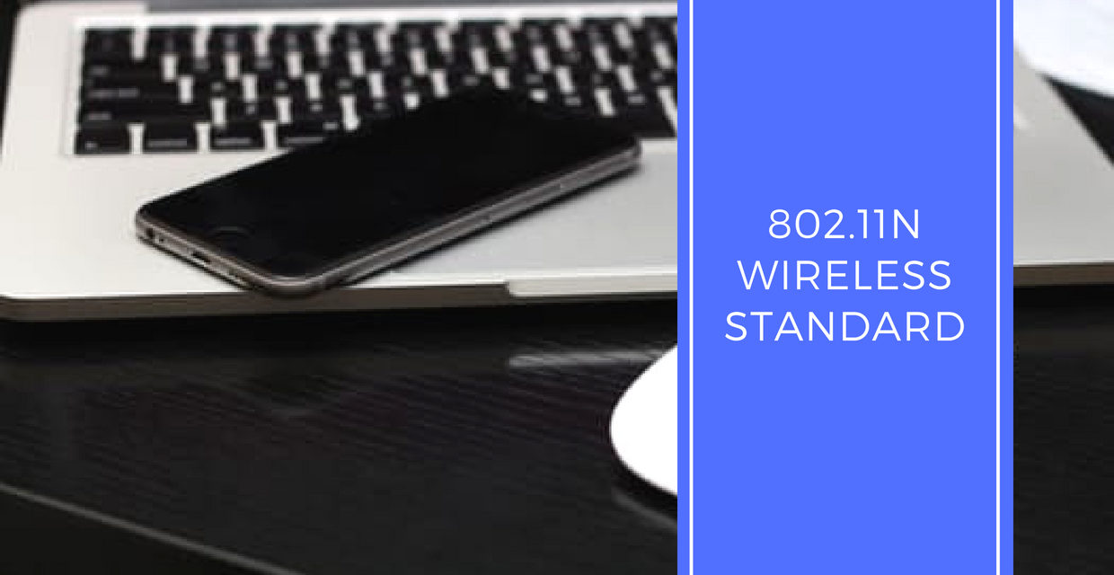80211n Wireless Standard