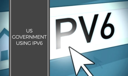 US Government using IPv6