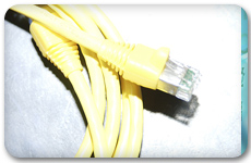 Yellow wire